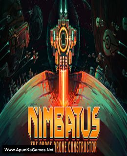 Nimbatus: The Space Drone Constructor Cover, Poster, Full Version, PC Game, Download Free