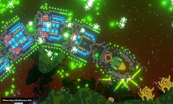 Nimbatus: The Space Drone Constructor Screenshot 1, Full Version, PC Game, Download Free