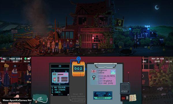 Not Tonight Screenshot 2, Full Version, PC Game, Download Free