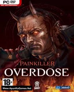 Painkiller Overdose Cover, Poster, Full Version, PC Game, Download Free