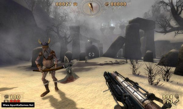 Painkiller Overdose Screenshot 1, Full Version, PC Game, Download Free