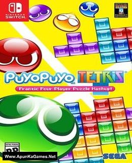 Puyo Puyo Tetris Cover, Poster, Full Version, PC Game, Download Free