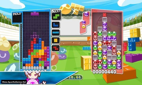 Puyo Puyo Tetris Screenshot 3, Full Version, PC Game, Download Free
