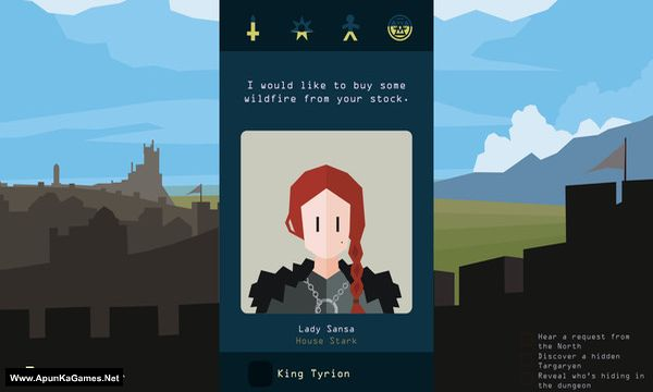 Reigns: Game of Thrones Screenshot 1, Full Version, PC Game, Download Free