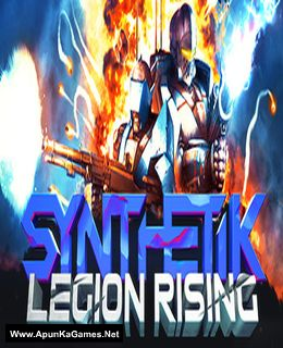 SYNTHETIK: Legion Rising Cover, Poster, Full Version, PC Game, Download Free