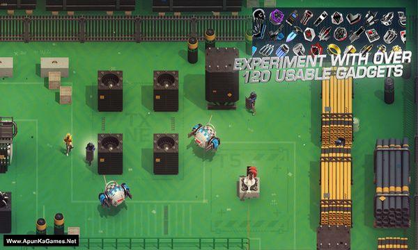 SYNTHETIK: Legion Rising Screenshot 1, Full Version, PC Game, Download Free