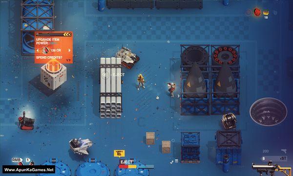 SYNTHETIK: Legion Rising Screenshot 3, Full Version, PC Game, Download Free