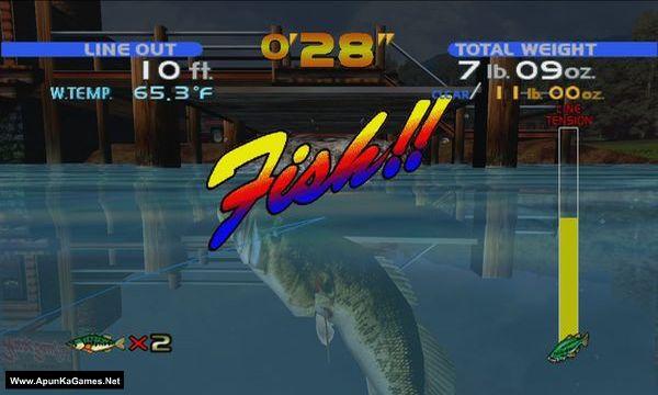 Sega Bass Fishing Screenshot 2, Full Version, PC Game, Download Free