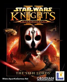 Star Wars Knights of the Old Republic 2: The Sith Lords Cover, Poster, Full Version, PC Game, Download Free