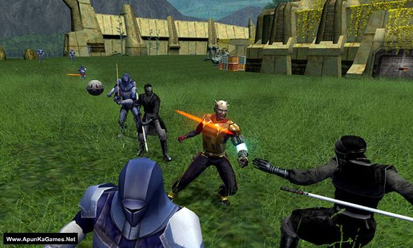 Star Wars Knights of the Old Republic 2: The Sith Lords Screenshot 2, Full Version, PC Game, Download Free