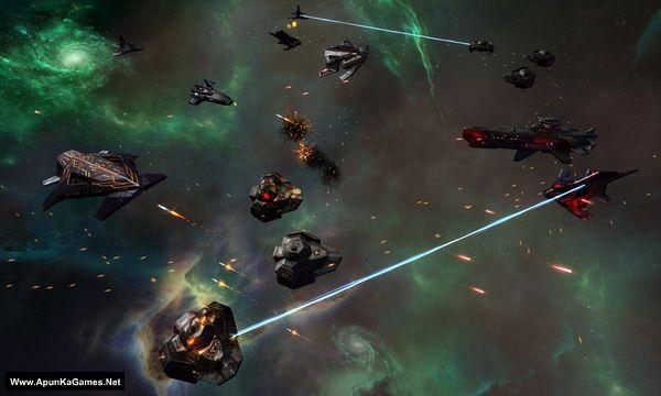 StarDrive 2 Screenshot 1, Full Version, PC Game, Download Free