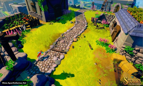 Stories: The Path of Destinies Screenshot 1, Full Version, PC Game, Download Free