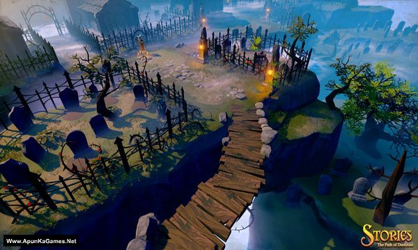 Stories: The Path of Destinies Screenshot 2, Full Version, PC Game, Download Free