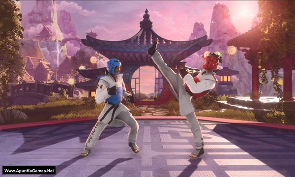 Taekwondo Grand Prix Screenshot 1, Full Version, PC Game, Download Free