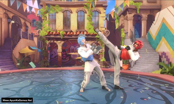 Taekwondo Grand Prix Screenshot 2, Full Version, PC Game, Download Free
