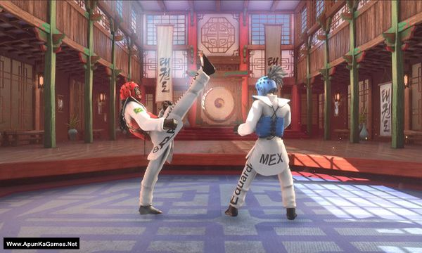 Taekwondo Grand Prix Screenshot 3, Full Version, PC Game, Download Free