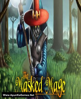 The Masked Mage Cover, Poster, Full Version, PC Game, Download Free