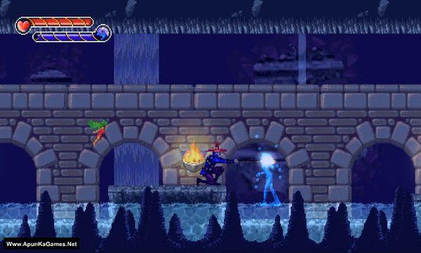 The Masked Mage Screenshot 1, Full Version, PC Game, Download Free