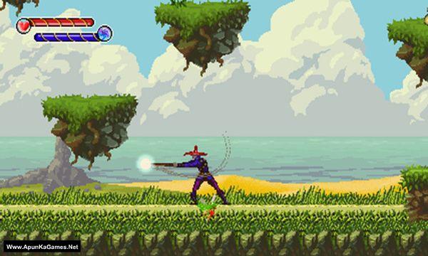 The Masked Mage Screenshot 2, Full Version, PC Game, Download Free