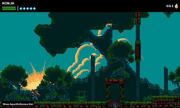 The Messenger Screenshot 1, Full Version, PC Game, Download Free