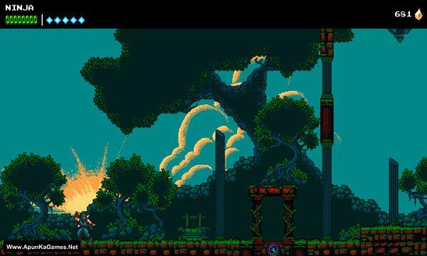 The Messenger Screenshot 1, Full Version, PC Game, Download Free