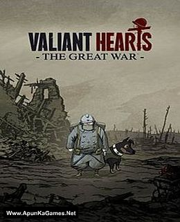 Valiant Hearts: The Great War Cover, Poster, Full Version, PC Game, Download Free