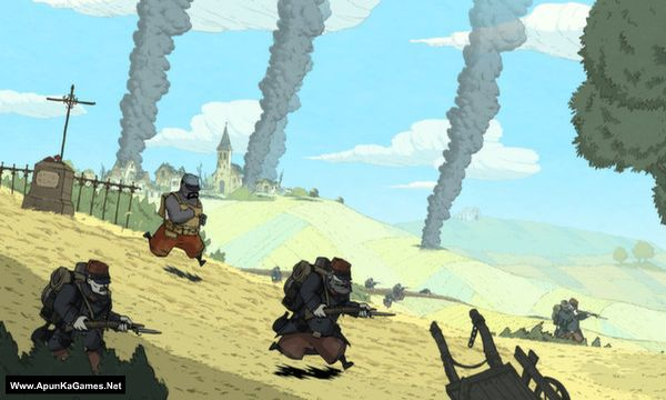 Valiant Hearts: The Great War Screenshot 1, Full Version, PC Game, Download Free