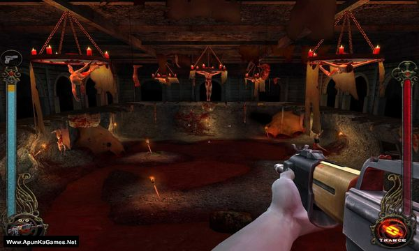 Vampire: The Masquerade Bloodlines Screenshot 1, Full Version, PC Game, Download Free