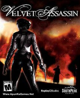 Velvet Assassin Cover, Poster, Full Version, PC Game, Download Free