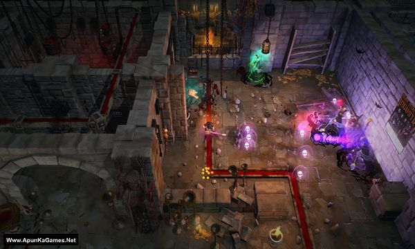 Victor Vran Overkill Edition Screenshot 1, Full Version, PC Game, Download Free