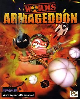 Worms Armageddon Cover, Poster, Full Version, PC Game, Download Free