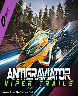 Antigraviator: Viper Trails Cover, Poster, Full Version, PC Game, Download Free