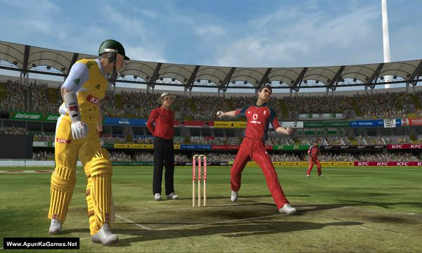 Ashes Cricket 2009 Screenshot 1, Full Version, PC Game, Download Free