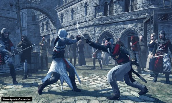 Assassin's Creed 1 Screenshot 1, Full Version, PC Game, Download Free