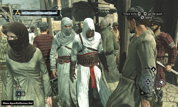 Assassin's Creed 1 Screenshot 2, Full Version, PC Game, Download Free