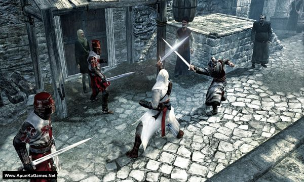 Assassin's Creed 1 Screenshot 3, Full Version, PC Game, Download Free