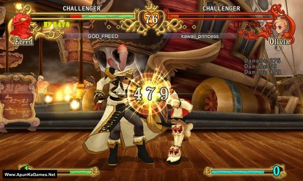 Battle Fantasia Screenshot 1, Full Version, PC Game, Download Free