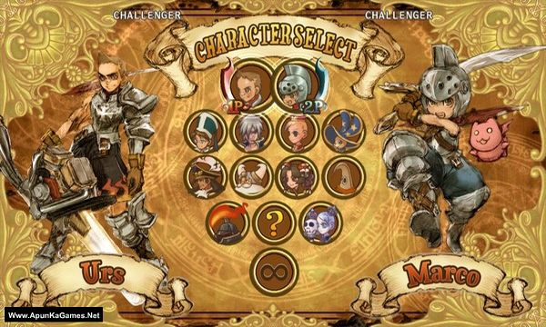 Battle Fantasia Screenshot 3, Full Version, PC Game, Download Free