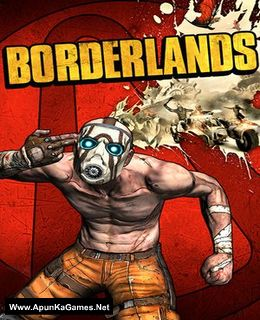 Borderlands Cover, Poster, Full Version, PC Game, Download Free