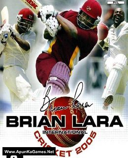 Brian Lara International Cricket 2005 Cover, Poster, Full Version, PC Game, Download Free