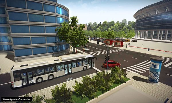 Bus Simulator 16 Screenshot 2, Full Version, PC Game, Download Free