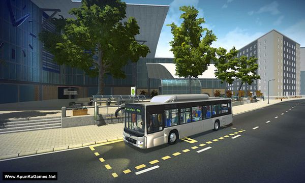 Bus Simulator 16 Screenshot 3, Full Version, PC Game, Download Free