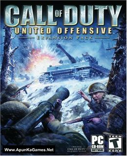 Call of Duty: United Offensive Cover, Poster, Full Version, PC Game, Download Free