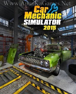 Car Mechanic Simulator 2015 Cover, Poster, Full Version, PC Game, Download Free