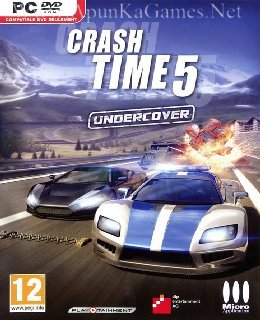 Crash Time 5: Undercover Cover, Poster, Full Version, PC Game, Download Free