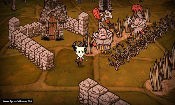 Don't Starve: Hamlet Screenshot 1, Full Version, PC Game, Download Free