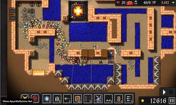 Dungeon Warfare 2 Screenshot 1, Full Version, PC Game, Download Free