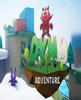 Dyno Adventure Cover, Poster, Full Version, PC Game, Download Free