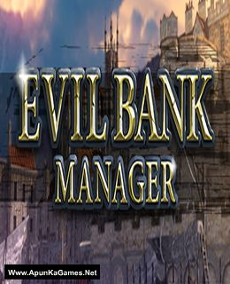 Evil Bank Manager Cover, Poster, Full Version, PC Game, Download Free