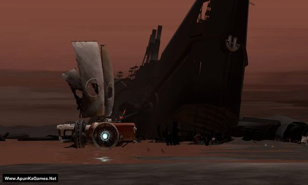 FAR: Lone Sails Screenshot 3, Full Version, PC Game, Download Free